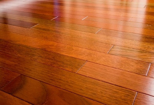 Interesting Natural Trick To Shine Your Wooden Floor Top Flooring