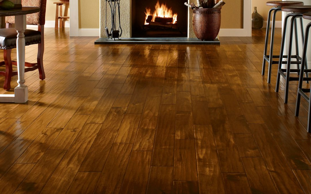 Tips For Improving Traction On Your Hardwood Floor