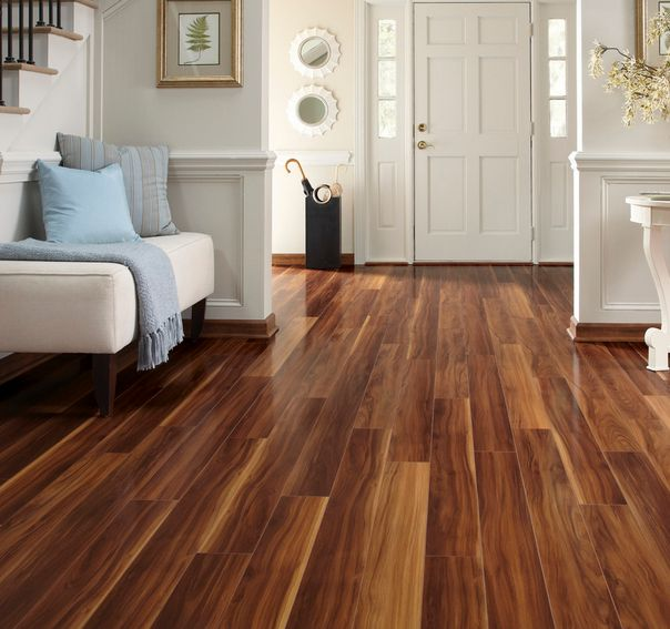 Distinguishing Between Real Hardwood Floors And Hardwood Laminate Floors