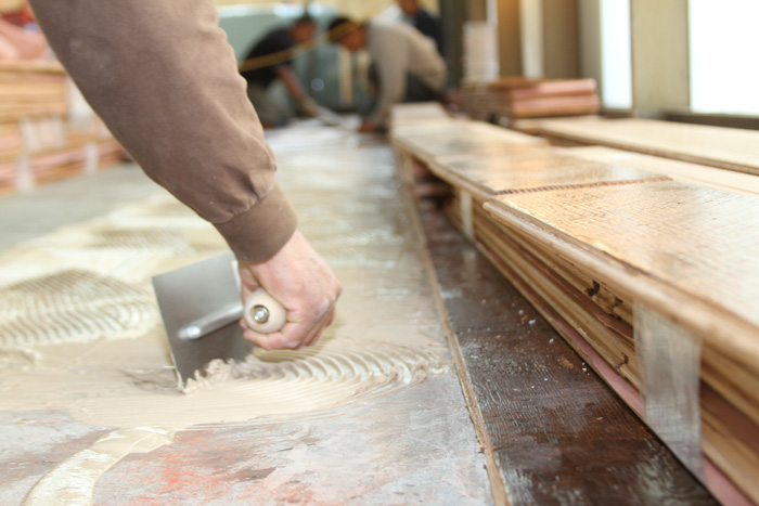 Installing A Hardwood Floor: The Preparation Process