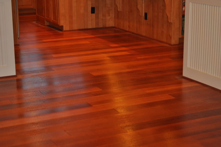 Hardwood Floors Cherry Wood And Cherry Wood Kitchen